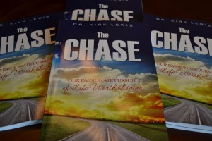 The Chase was nominated for Christian Writers Award in 2015.